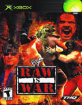 US Boxshot of WWF Raw (XBOX)