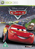 UK Boxshot of Cars (XBOX360)