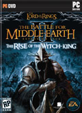 US Boxshot of Lord of the Rings: TBFME II - Rise of the Witch-king (PC)