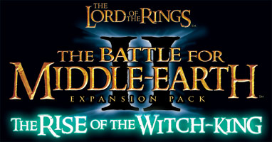 Logo of Lord of the Rings: TBFME II - Rise of the Witch-king (PC)