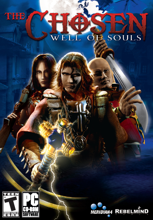 THE CHOSEN WELL OF SOULS PARA (PC) COMPRIMIDO