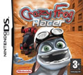 UK Boxshot of Crazy Frog Racer (DS)