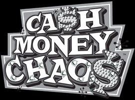 Logo of Cash Guns Chaos (PSP)