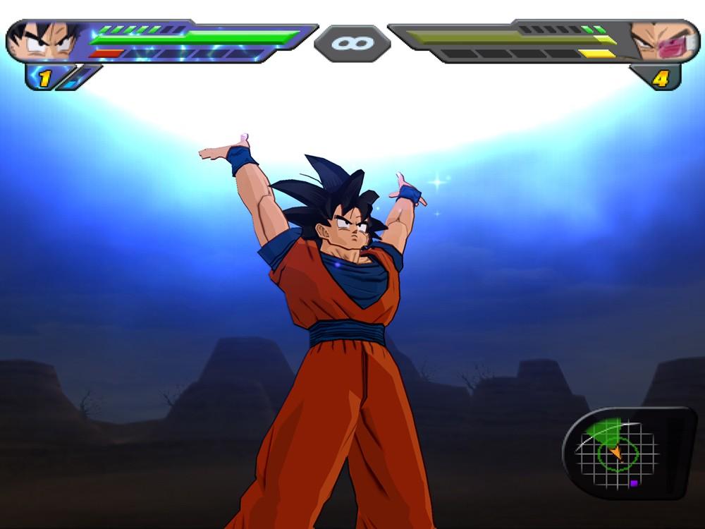 PS2模拟器的龙珠Z电光火石NEO游戏下载
