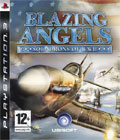 UK Boxshot of Blazing Angels: Squadrons of WWII (PS3)