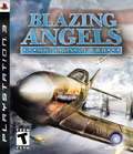 US Boxshot of Blazing Angels: Squadrons of WWII (PS3)