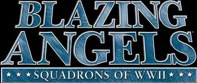 Logo of Blazing Angels: Squadrons of WWII (PS3)