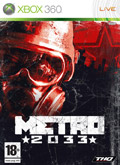 UK Boxshot of Metro 2033: The Last Refuge (XBOX360)