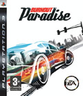 UK Boxshot of Burnout Paradise (PS3)