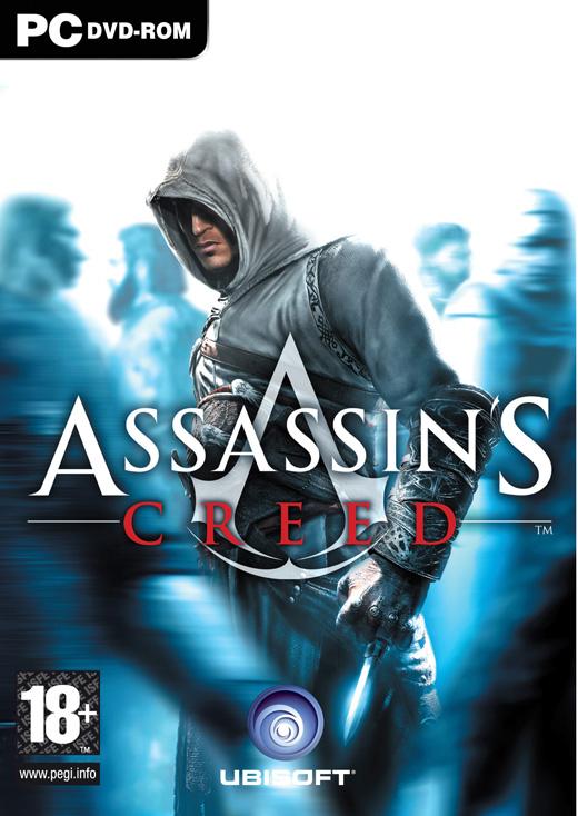 boxshot uk large - Assassin's Creed