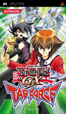 UK Boxshot of Yu-Gi-Oh! GX Tag Force (PSP)