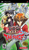 US Boxshot of Yu-Gi-Oh! GX Tag Force (PSP)