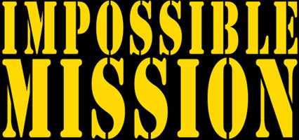 Logo of Impossible Mission (NINTENDO Wii)