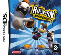 UK Boxshot of Rayman: Raving Rabbids (DS)