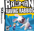 US Boxshot of Rayman: Raving Rabbids (DS)