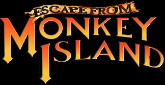 Logo of Escape from Monkey Island (PC)