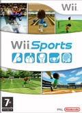 UK Boxshot of Wii Sports (NINTENDO Wii)