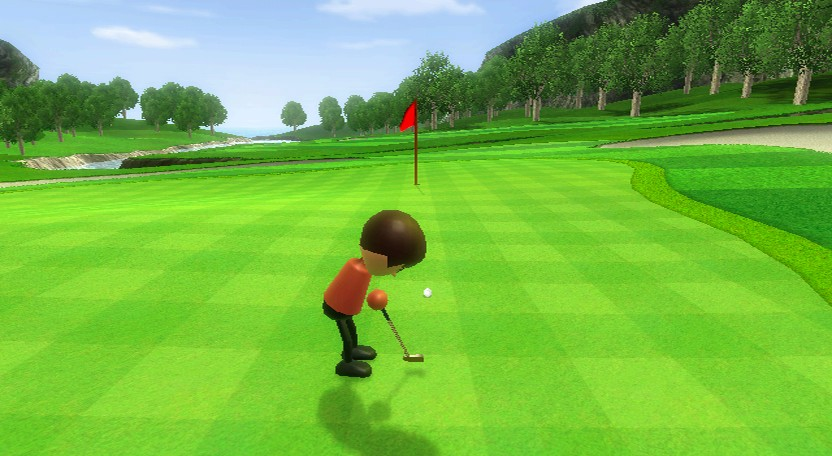 Screenshot of Wii Sports (NINTENDO Wii)