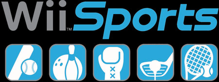 Logo of Wii Sports (NINTENDO Wii)