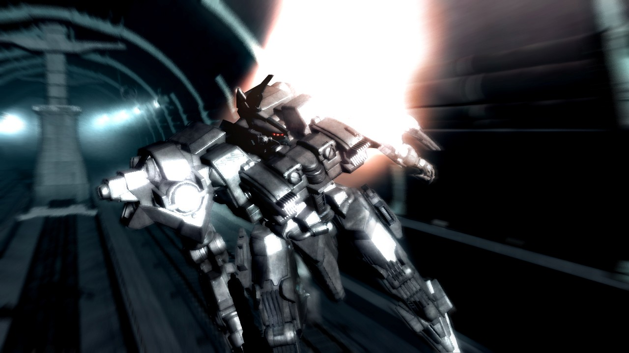 Screenshot of Armored Core 4 (PS3)