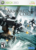US Boxshot of Armored Core 4 (XBOX360)