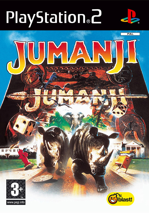 Poll Jumanji Ps2 Yes Theres A Game No Its Not Bad Curious
