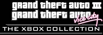 Logo of Grand Theft Auto 3: Double Pack (XBOX)