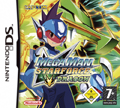 UK Boxshot of Mega Man Star Force: Dragon (DS)