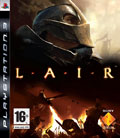 UK Boxshot of Lair (PS3)