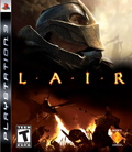 US Boxshot of Lair (PS3)
