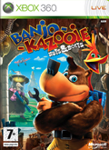 UK Boxshot of Banjo-Kazooie: Nuts & Bolts (XBOX360)