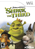 US Boxshot of Shrek the Third (NINTENDO Wii)