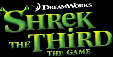 Logo of Shrek the Third (NINTENDO Wii)