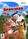 UK Boxshot of Barnyard (NINTENDO Wii)