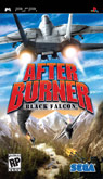 US Boxshot of After Burner: Black Falcon (PSP)