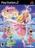 US Boxshot of Barbie in the 12 Dancing Princesses (PS2)