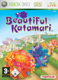 UK Boxshot of Beautiful Katamari (XBOX360)