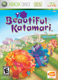 US Boxshot of Beautiful Katamari (XBOX360)