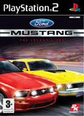 UK Boxshot of Ford Mustang: The Legend Lives (PS2)