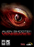 US Boxshot of Alien Shooter: Vengeance (PC)