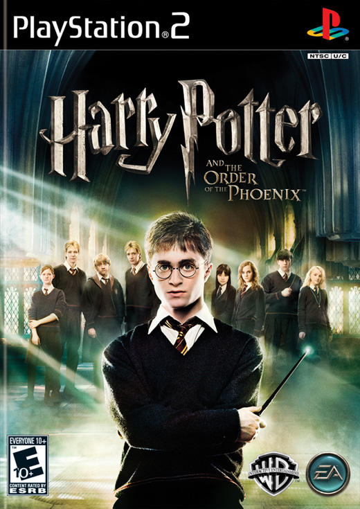 PS2 - Harry Potter And The Order Of The Phoenix Boxshot_us_large