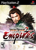 US Boxshot of Samurai Warriors 2: Empires (PS2)