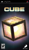 US Boxshot of Cube (PSP)