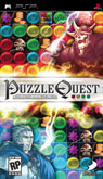 US Boxshot of Puzzle Quest: Challenge of the Warlords (PSP)