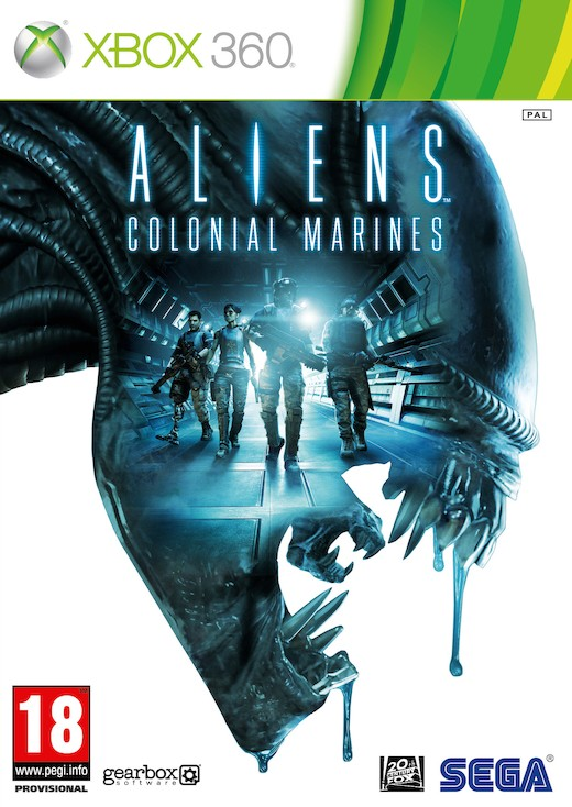 boxshot uk large Aliens Colonial Marines COMPLEX [X360]