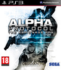 UK Boxshot of Alpha Protocol (PS3)