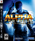 US Boxshot of Alpha Protocol (PS3)