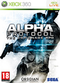 UK Boxshot of Alpha Protocol (XBOX360)