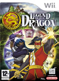 UK Boxshot of Legend of the Dragon (NINTENDO Wii)