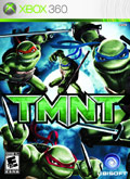 US Boxshot of TMNT: Teenage Mutant Ninja Turtles (XBOX360)